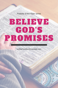 Believe God's Promises - POTBS