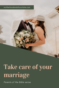 Take care of your marriage - POTBS